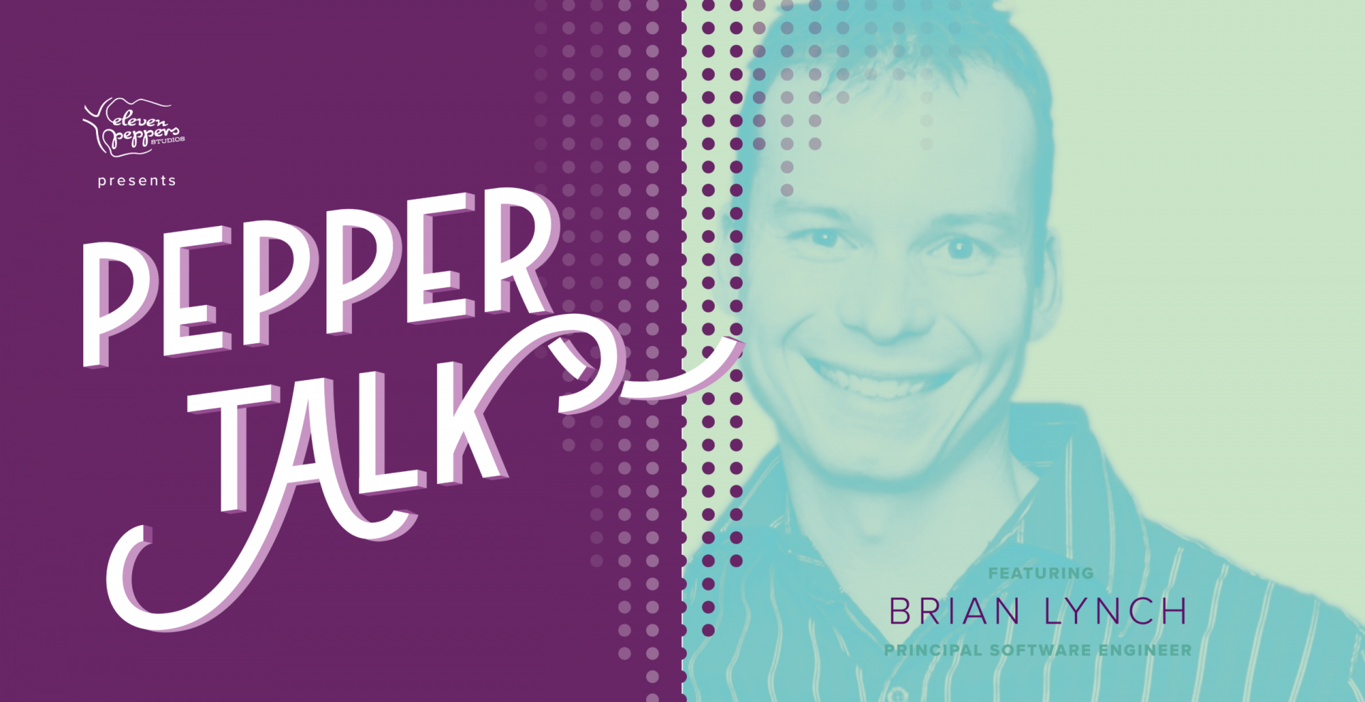 Pepper Talk with Brian Lynch
