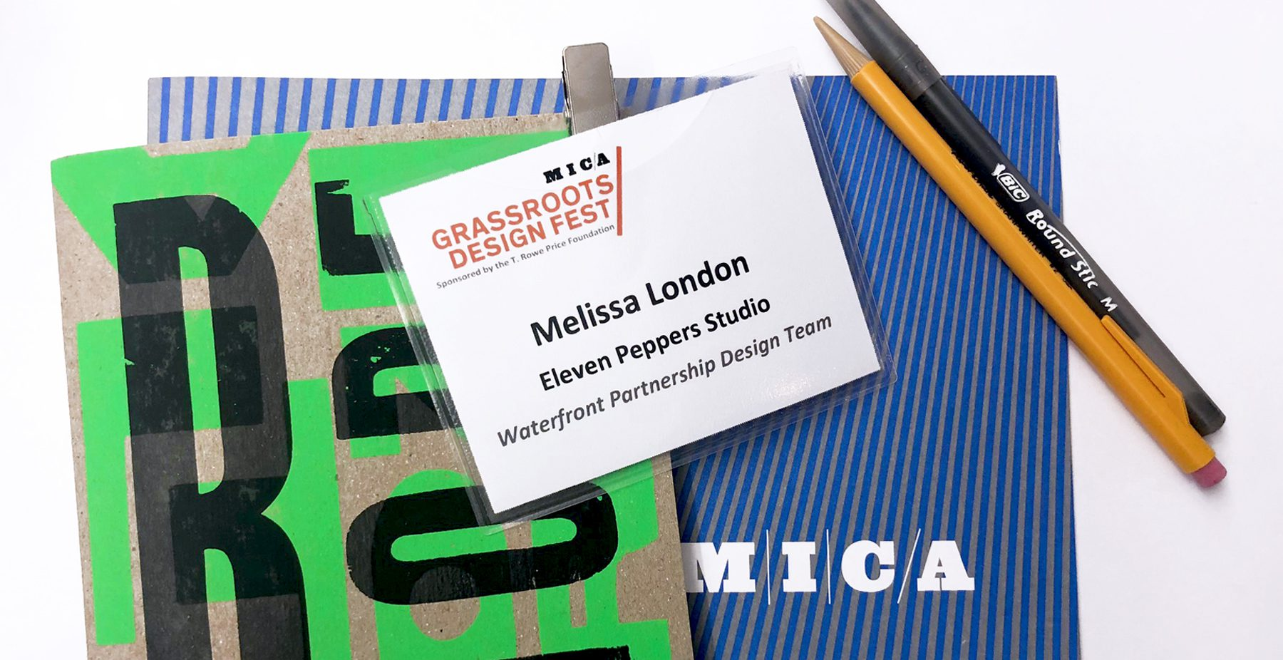 Out and About: MICA's Grassroots DesignFest