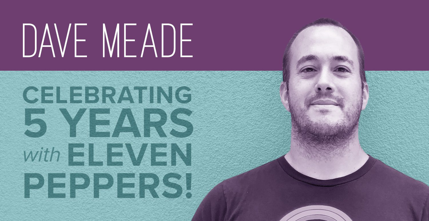 Celebrating 5 Years: Dave Meade
