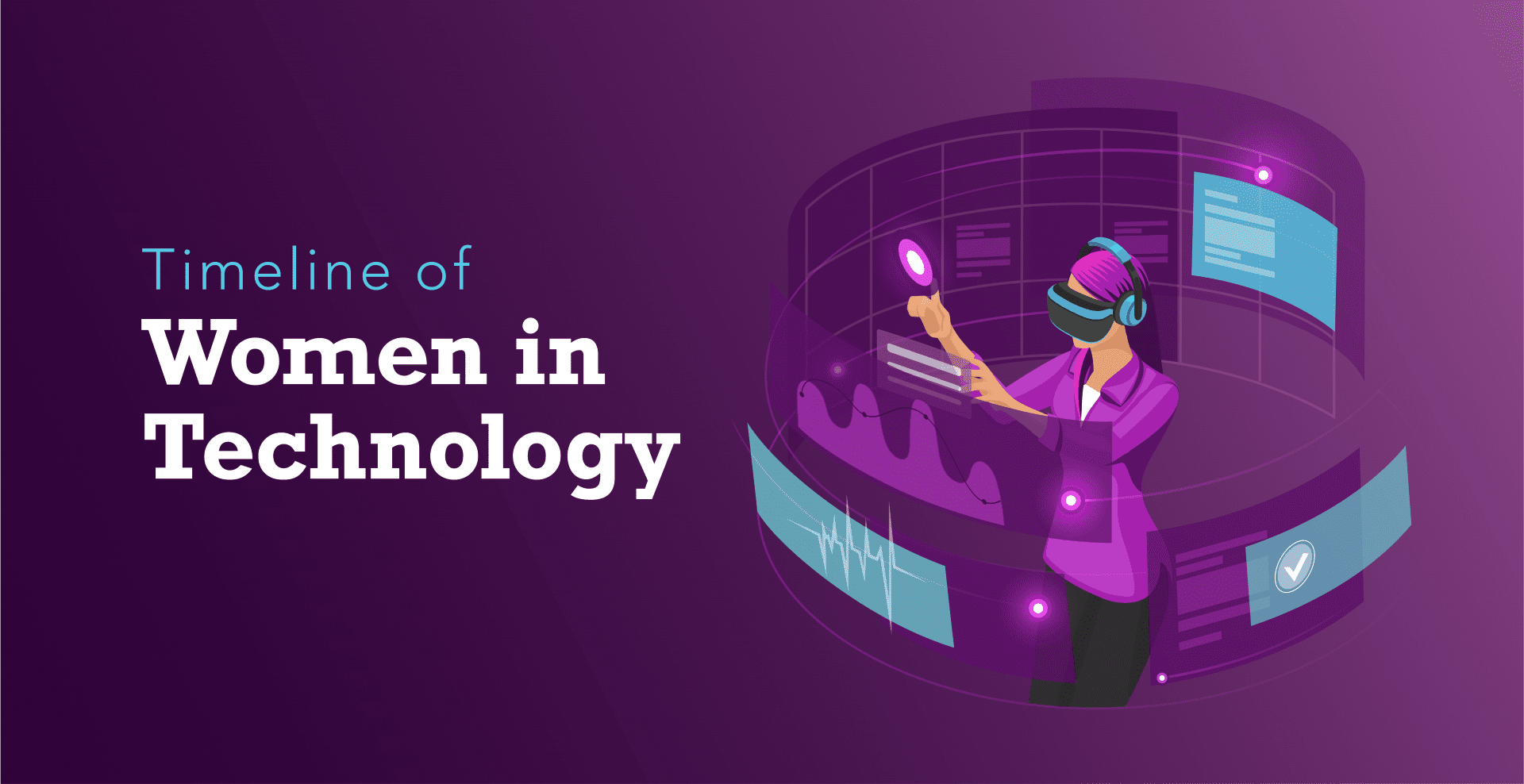 Celebrating Women in Tech Through the Years