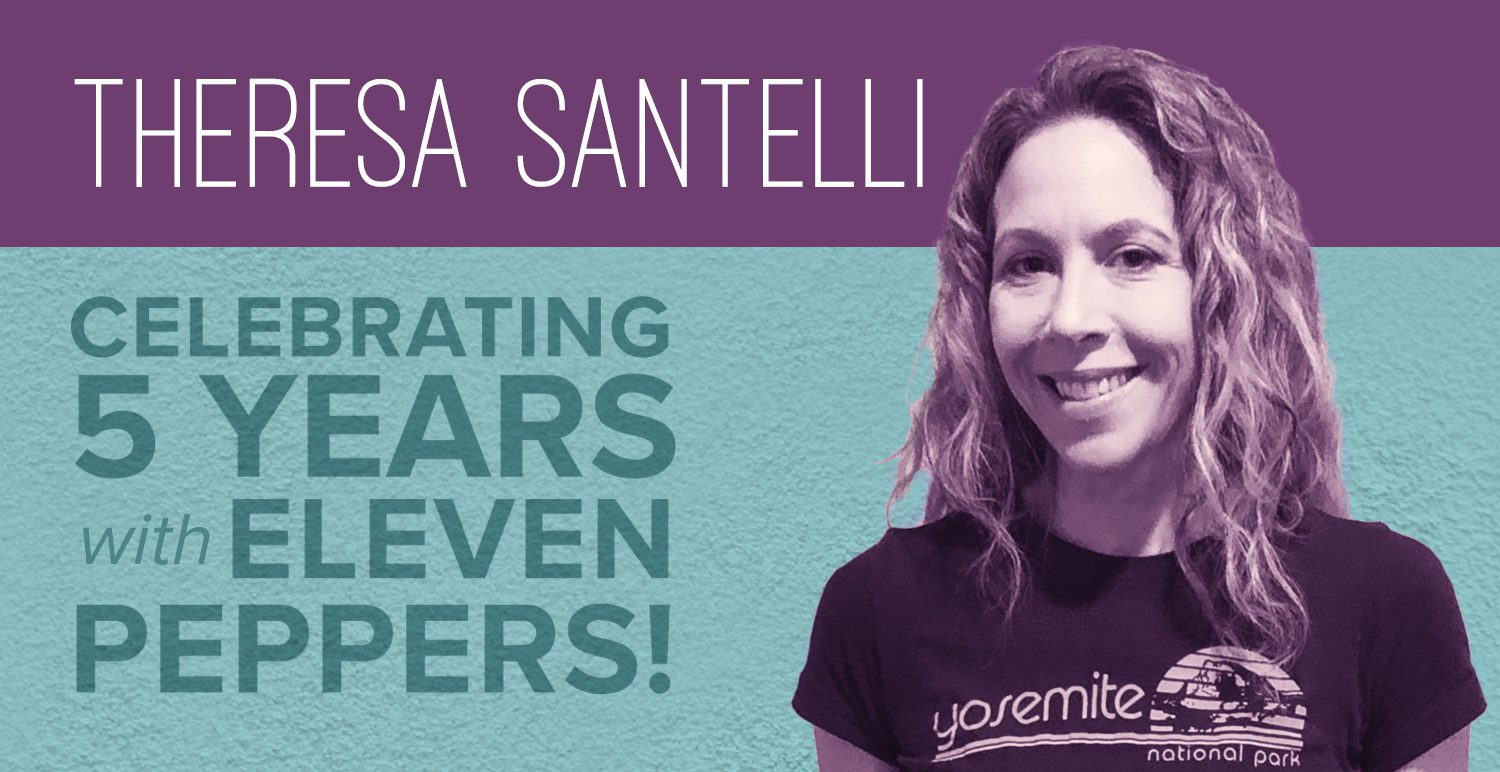 Celebrating 5 Years: Theresa Santelli