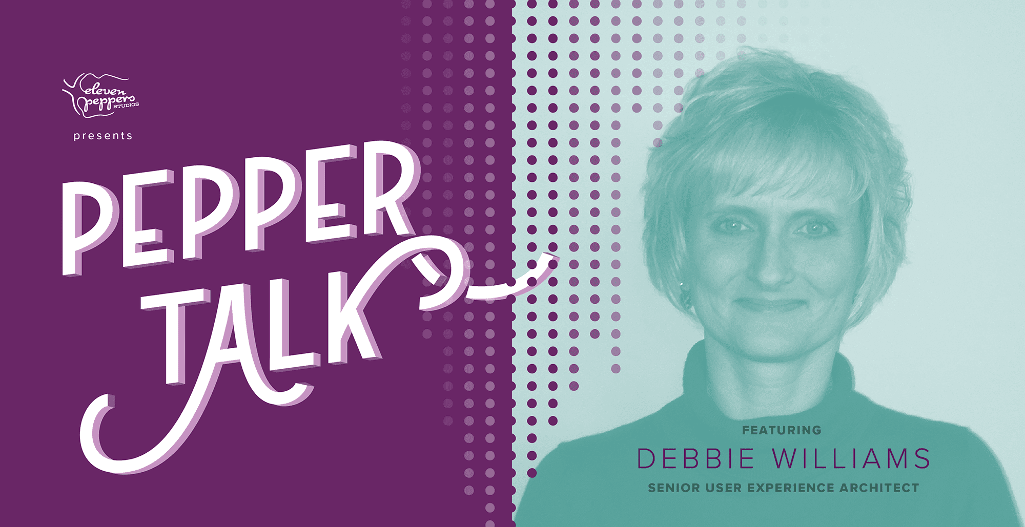 Pepper Talk with Debbie Williams