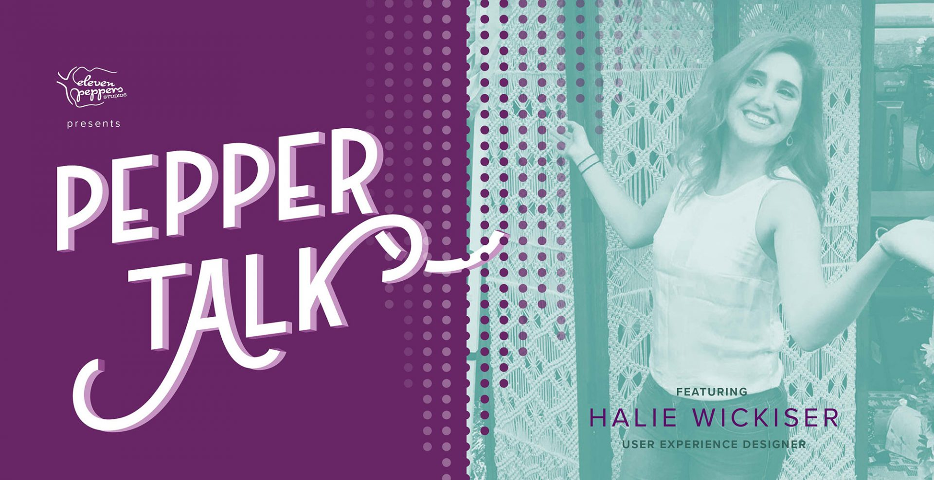 Pepper Talk with Halie Wickiser