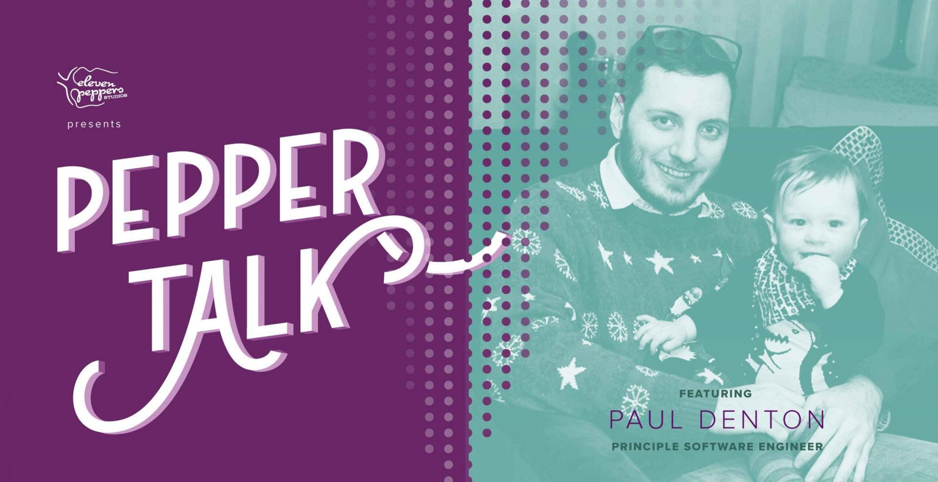 Pepper Talk with Paul Denton